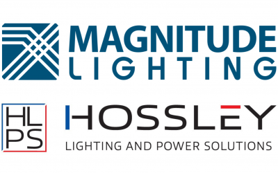 [Press Release] NEW Agency Partnership With Hossley Lighting and Power Solutions (HLPS)